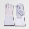 pracovní rukavice celokožené