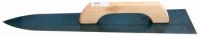 ruční nářadí hladítka, škrabáky hladítko ocelové špičaté 140x550 mm
