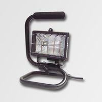 elektrické nářadí svítilny elektro svítilna reflektor 230 V/500W přenosná