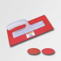ruční nářadí hladítka, škrabáky hladítko plastové 400x180-3 mm hrubé ABS