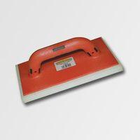 ruční nářadí hladítka, škrabáky hladítko s molitanem jemným plastové 250x130x20 mm