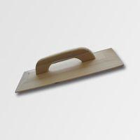 ruční nářadí hladítka, škrabáky hladítko dřevěné 400x150 mm