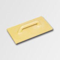 ruční nářadí hladítka, škrabáky hladítko polyuretanové 480x240 mm