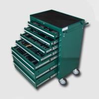 vozíky montážní + vybavení vozík montážní kovový 7 zásuvek vč. nářadí 215 díl