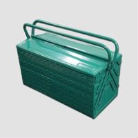 boxy, kufry, brašny kufr na nářadí kovový 465x215x235 mm/3