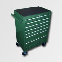 vozíky montážní + vybavení vozík montážní kovový 7 zásuvek prázdný
