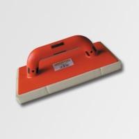 ruční nářadí hladítka, škrabáky hladítko s molitanem plastové 250x130x30 mm