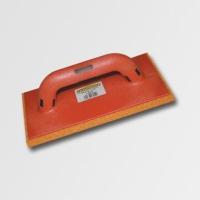 ruční nářadí hladítka, škrabáky hladítko s houbou pěnovou plastové 250x130x12 mm