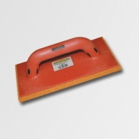 ruční nářadí hladítka, škrabáky hladítko s houbou pěnovou plastové 250x130x20 mm