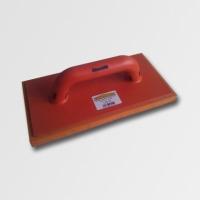 ruční nářadí hladítka, škrabáky hladítko s tuhou houbou plastové 280x140x20 mm