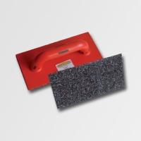 ruční nářadí hladítka, škrabáky hladítko brusné 250x130 mm