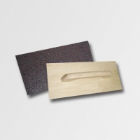 ruční nářadí hladítka, škrabáky hladítko brusné 500x250 mm