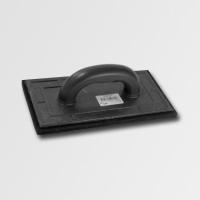 ruční nářadí hladítka, škrabáky hladítko s gumovou pěnou černou plast 270 x s.8 mm